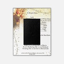 Pope Francis St. Francis SIMPLE PRAY Picture Frame