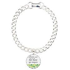 live and let live -go ve Bracelet
