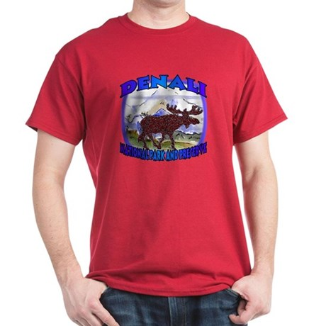 Denali Park and Preserve Dark T-Shirt