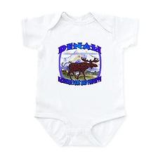 Denali Park and Preserve  Infant Bodysuit