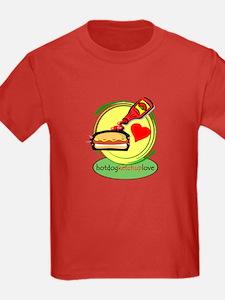 hotdog.ketchup T