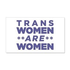 Trans Women Are Women Wall Decal