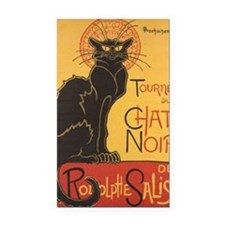 Steinlein-chatnoir[1] Rectangle Car Magnet