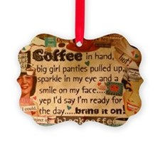 Coffee Love Ornament