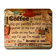 Coffee Love Mousepad