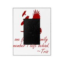 Tris Tattoo - three ravens Picture Frame