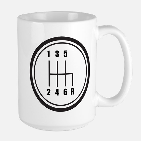 Gearshift Mugs