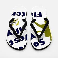 Southwest Philly Floater Flip Flops