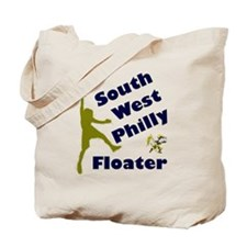 Southwest Philly Floater Tote Bag