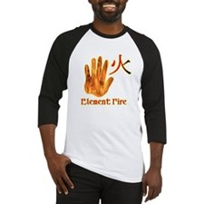 Fire Element Baseball Jersey