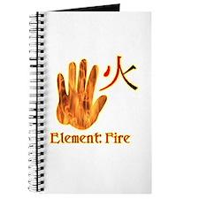 Fire Element Journal