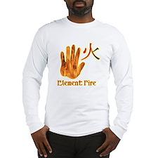 Fire Element Long Sleeve T-Shirt