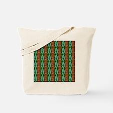 Tiki Shower Curtain Design Tote Bag
