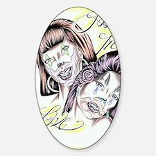 Lost Love Sticker (Oval)
