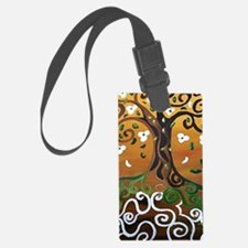Tree of Life Luggage Tag