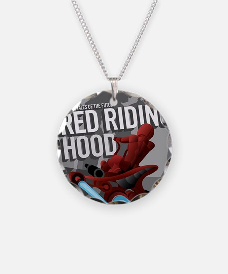Little Red Riding Hood Sci F Necklace