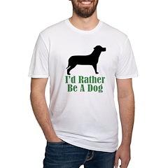 Rather Be A Dog Shirt