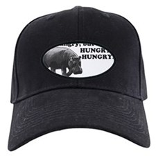 Im hungry, but not HUNGRY HUNGRY. Baseball Hat