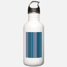Peace Love Recycle Daw Water Bottle