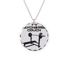 My psychiatrist couch Necklace