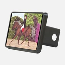 Dressage Horse Riding Blac Hitch Cover