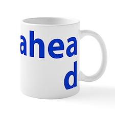 planAhead1D Mug