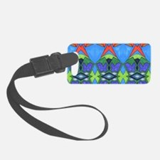Autism Acceptance Luggage Tag