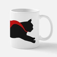 Super Cat v2 No Border Mug