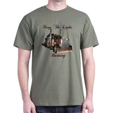 Keep The Lights Burning T-Shirt
