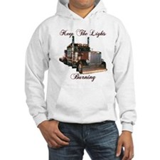 Keep The Lights Burning Hoodie