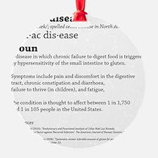 COELIAC  CELIAC DISEASE DEFINITION. Ornament