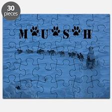 MUSH logo Puzzle