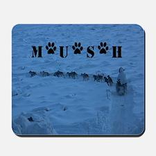 MUSH logo Mousepad