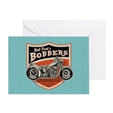 bobs-bobbers-OV Greeting Card