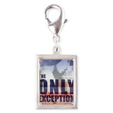 The Only Exception cover Silver Portrait Charm
