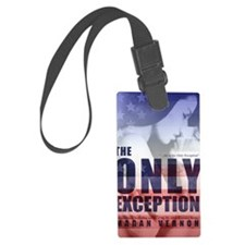 The Only Exception cover Luggage Tag