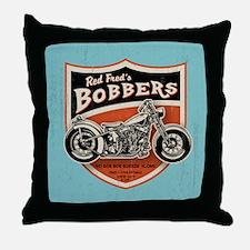bobs-bobbers-TIL Throw Pillow