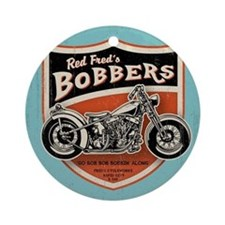 bobs-bobbers-TIL Round Ornament