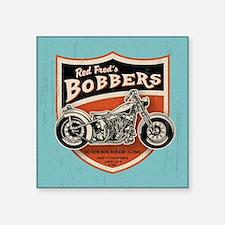"bobs-bobbers-TIL Square Sticker 3"" x 3"""