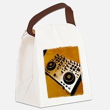 Midi Dj Canvas Lunch Bag