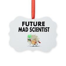 Future Mad Scientist Ornament