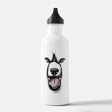 Bear Face 2 Water Bottle