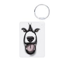 Bear Face 2 Keychains