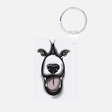 Bear Face 2 Keychains