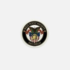 West Point Society of San Diego Mini Button