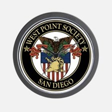 West Point Society of San Diego Wall Clock