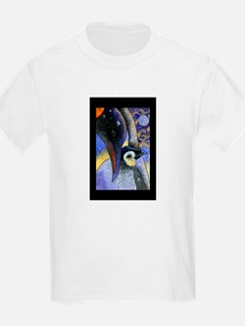 PENGUINS & STARRY NIGHT T-Shirt