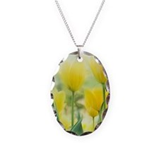 Spring Tulips Necklace