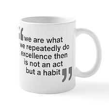 Quote - Aristotle Mug