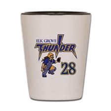 Catcher 28 Shot Glass
